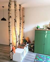 birke im kinderzimmer interior design mit weißen