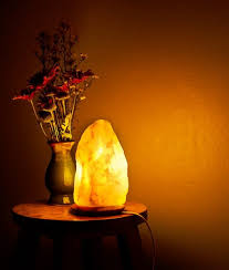 Earthbound Salt Crystal Lamps by Unique Handmade Himalayan Salt Crystal Lamp U2013 Ripe Thought
