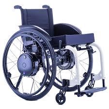 fauteuil roulant manuel avec assistance electrique dispositif motorisé alber twion pour fauteuil roulant manuel sofamed