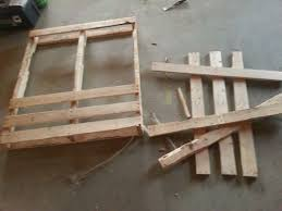 Make Your Own End Tables With Pallets