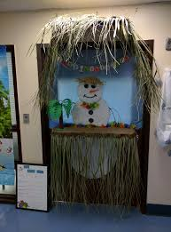 3d Christmas Door Decorating Contest Winners Classroom Contest