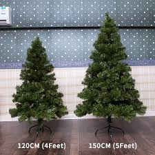 Infant Shining Christmas Tree Festival DIY Party 120CM4 Feet 150CM5 With Decorations Light Led In Trees From Home Garden On