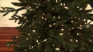 Artificial Douglas Fir Christmas Tree by Downswept Douglas Artificial Christmas Tree Youtube