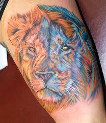 Lion Tattoos Meanings Designs And Ideas