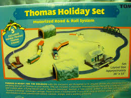 Trackmaster Tidmouth Sheds Toys R Us by Thomas Holiday Set Thomas And Friends Trackmaster Wiki Fandom