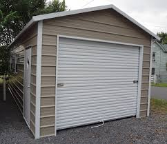 Metal Loafing Shed Kits by Alan U0027s Factory Outlet Has Sturdy Steel Buildings Illinois