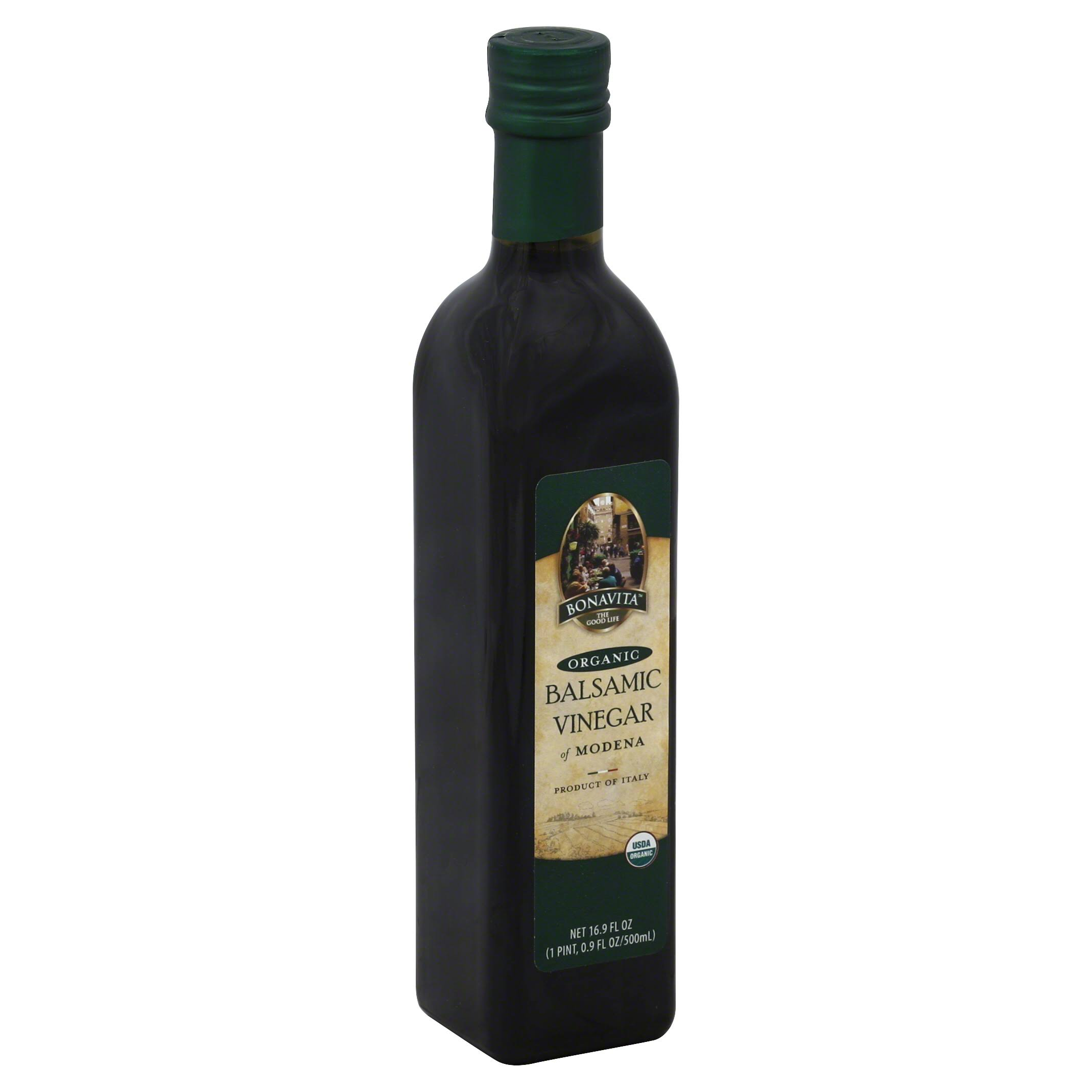 Bonavita Organic Balsamic Vinegar of Modena - 16.9oz