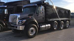 100 Tri Axle Dump Trucks 2015 International 7500 Truck Sold YouTube