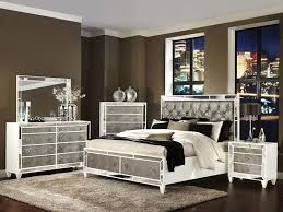Raymour And Flanigan Headboards by And Silver Bedroom Furniture On Mirrored Headboard Set With Mirror
