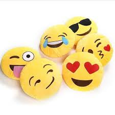 Emoji Pillows ALL IN STOCK $20 2 $30 FULL SIZES & BRAND NEW Emoji
