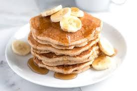 Pumpkin Cake Mix Pancakes by Delicious Whole Wheat Pancakes Recipe