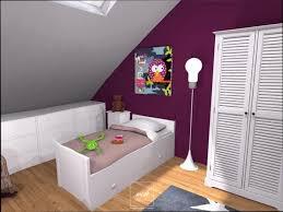 chambre bébé mansardée décoration deco chambre mansardee fille 71 lille 09571654