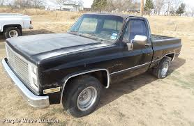 1985 Chevrolet 10 Pickup Truck | Item BJ9785 | SOLD! Februar... 1985 Chevy Stepside Showstreet Truck For Sale Or Trade Mint Chevrolet Scottsdale Id 12478 Silverado K10 4x4 Stock 324855 Near Ck Truck Cadillac Michigan 49601 C10 The Dime Photo Image Gallery Air Bagged Dragging On The Body Built By Wcd Pickup C20 Youtube Models Trucks Fresh Killer By Metal Swb Texas Trucks Classics Toy Shed Gateway Classic Cars 592dfw Shortbed Fleetside In Key Largo Fl