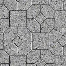 Paver Stone Mixed Blocks Outdoor Floorings Textures Seamless