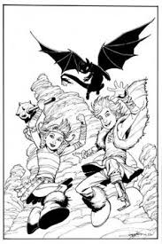 How To Train Your Dragon Coloring Pages 21