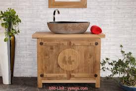 badezimmer unterschrank holz luxuriös waschtisch