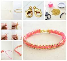 Wonderful DIY Jewelry For Girls In 3 Steps