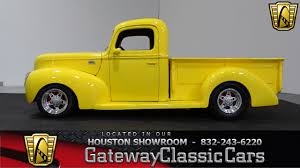 100 1940 Ford Truck For Sale Classic Car Pickup In Harris County TX
