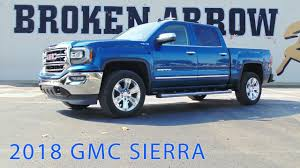 100 Sierra Trucks For Sale 2018 GMC Near Tulsa Base Price 30000
