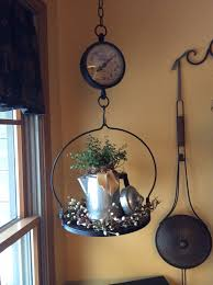 Primitive Kitchen Ideas Pinterest by Primitive Hanging Scale Primitive Decor Primative Decorating