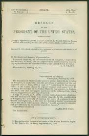 United States Citizens In Japan Were Exempt From Japanese Law Civil And Criminal At This Time The US Consular Courts Exercised Extraterritorial