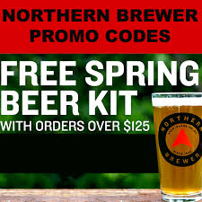 Get A FREE Home Brewing Beer Kit! NorthernBrewer.com Promo ...