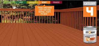 Longest Lasting Deck Stain 2017 by Storm System Wood Stain Deck Stain Exterior Stain Solid Stain