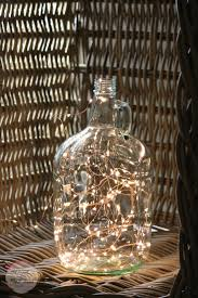 Rain Oil Lamp Cleaning by Make Your Very Own Growler Lamp With A Clean Growler And Fairy