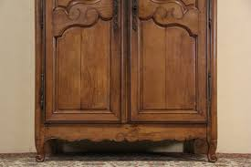 SOLD - French Carved Oak 1780 Antique Armoire, Modern Fitted ... 72 Best Antique Armoire Images On Pinterest Armoire 33 Bureau And Cupboards Painted Antique Beside Window With Heavy Cream Curtain In Closet French Wardrobe Storage Fniture Abolishrmcom Vintage Fniture With Mirror Lawrahetcom An Overview Of Elites Home Decor Hutch Ladybirds Mandeville La At Geebo Wardrobe Closet Massachusetts Ideas All Home
