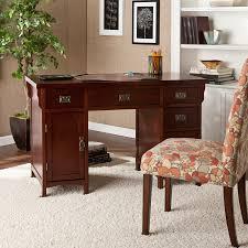 Sauder Shoal Creek Desk Oiled Oak by Mission Style Oak Finish Computer Desk