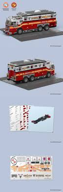 Custom Stickers & Instructions To Build A Lego Fire Truck FDNY ... How To Build Lego Fire Truck Creator 6911 Youtube Food Truck Builder M Design Burns Smallbusiness Owners Nationwide Home Wooden Fire Truck Bed Plans Download Folding Shelves Eone Emergency Vehicles And Rescue Trucks To A Small Simple Moc 4k The American Creations 2015 New Cove Creek Department Safe Industries Fes Equipment Services