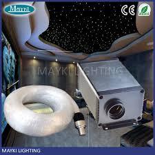 fiber optic ceiling light products 5w led fiber optic engine mini blinking led light for ceiling