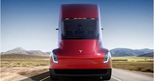 Tesla Just Unveiled Their New All-electric Semi-truck And The Stats ...