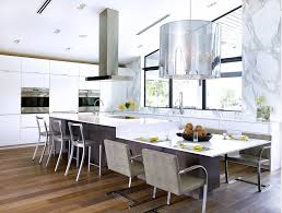 Table Extension Merge Your Island With Kitchen For A Seamless And Functional Focal Point The Extended Combo In This Eat