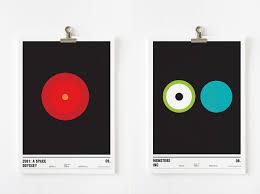 Nick Barclay Circle Film Posters Abstract