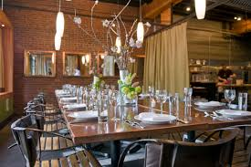 Holiday events at Park Kitchen and The Bent Brick PDX Food Press