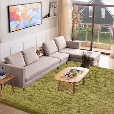 grosse flauschige teppiche anti rutsch shaggy area rug