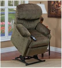 Med Lift Reliance 5300 Wall Hugger Power Reclining Lift Chair