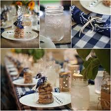 Barn Wedding Rehearsal Dinner BBQ Photo Collage