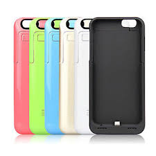 2200mAh Portable Charger Case Charging External Battery for Apple