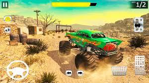 100 Monster Trucks Games Truck Best Android Gameplay