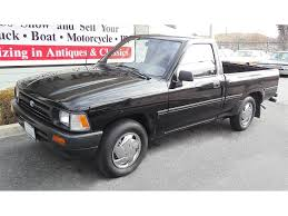 1992 Toyota Pickup For Sale | ClassicCars.com | CC-1062989 1992 Toyota Pickup Information And Photos Zombiedrive Simply Clean Photo Image Gallery The Handoff Toyota Pickup 4 Capsule Review 4x4 Truth About Cars Dlx Fast Lane Classic 4x4 Extended Cab 24hourcampfire Toyota Pickup Turbo For Sale 4000 Sold Youtube Filetoyota Hilux 18 15033354909jpg Wikimedia Commons Austin Motors 1993 Green