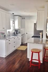 Romantic Kitchen Best 25 Galley Remodel Ideas On Pinterest Of Makeovers