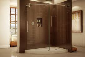 shower stunning shower base solid surface single threshold