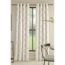 Nicole Miller Home Two Curtain Panels by Miller Curtains Drapes And Valances Ebay