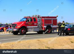 RANCHO CORDOVA SEP 30 2016 Truck Stock Photo (Edit Now) 492317146 ...