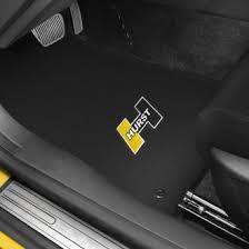 Aries Floor Mats Honda Fit by 2015 Ford Mustang Floor Mats Carpet All Weather Custom Logo