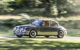 Jaguar Mk2 reimagined by Ian Callum