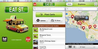 Find Street Food With Eat St. | Frolic Hawaii Cooking Up Fun With Minnies Food Truck App Review The Disney Find Ios Interaction Design User Experience Kaylee Moats Wheres Beef Hanya Moharram Dragon Bites A Drexel Finder Your Favorite Food Trucks Quickly And Where The Andriod By On Behance Graze Mobile Your Online Our Nyc Trucks With Tweatit App Next Web Jason Kellum Portfolio