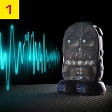 Halloween Voice Changer by Star Wars Darth Vadar Torch Voice Changer And Room Guard By